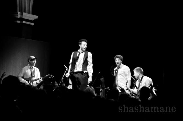 Gentleman's Dub Club (c) shashamane