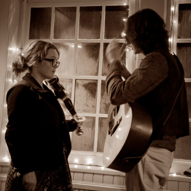 jack pout and sara watkins