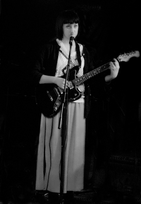 lydia of wooden arms