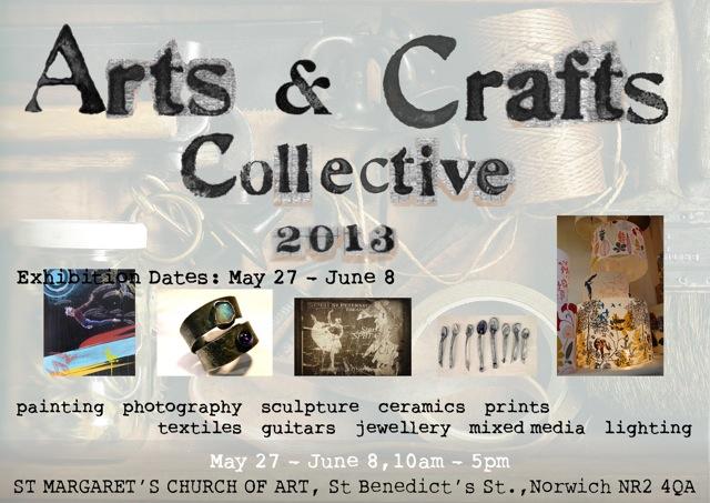 Arts & Crafts Collective Exhibition