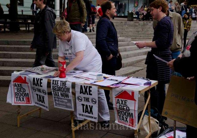 axe the tax
