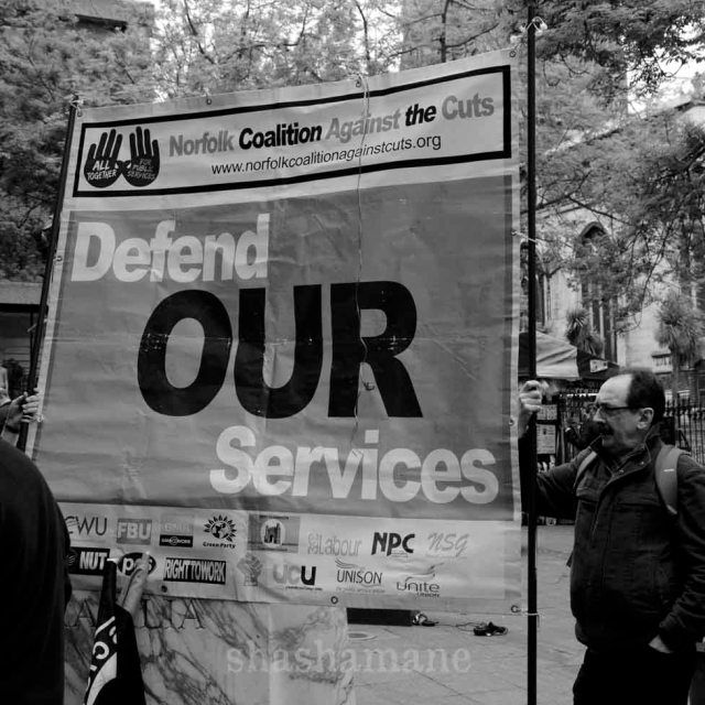 defend our services