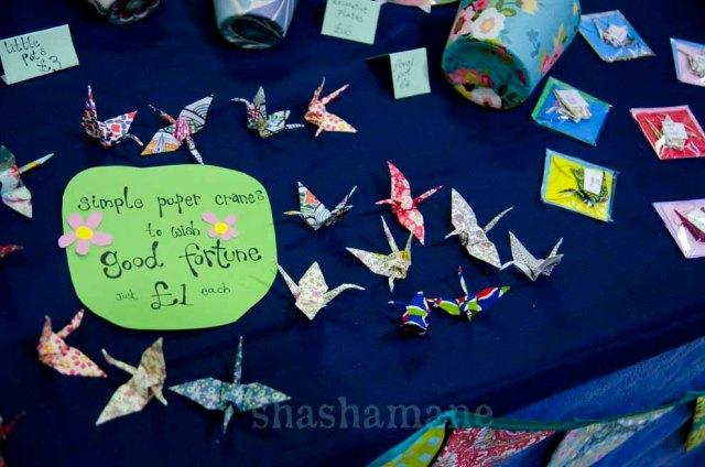 greenpeace stalls
