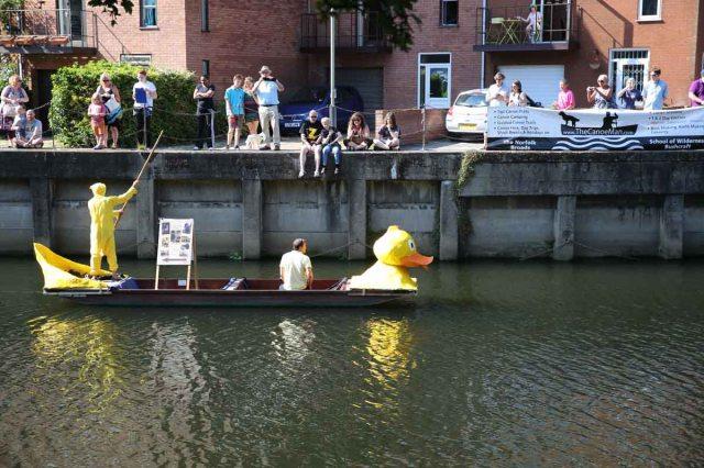 duck race 4
