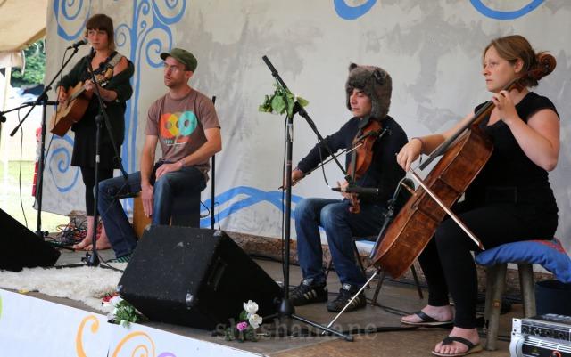 Mari Joyce quartet