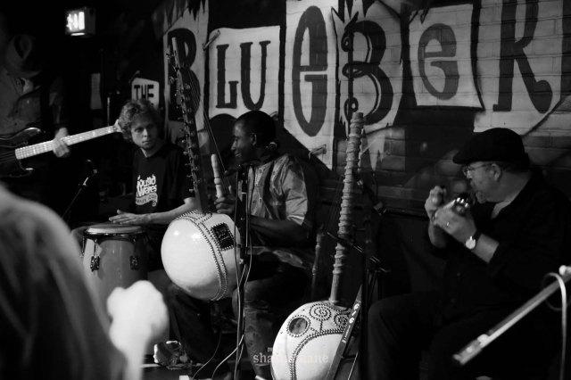 magdalen-augustine street festival 2013 - sefo kanuteh