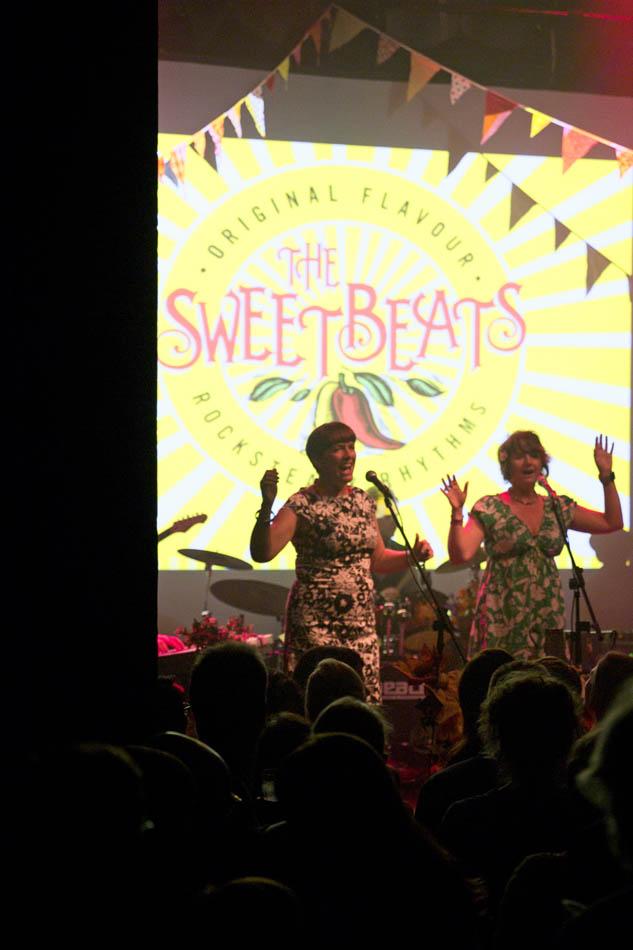 the sweetbeats