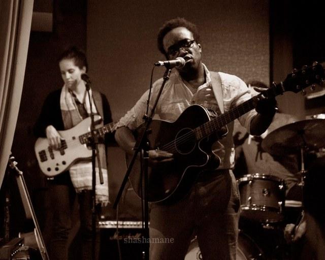 Adrian Roye & the Exiles