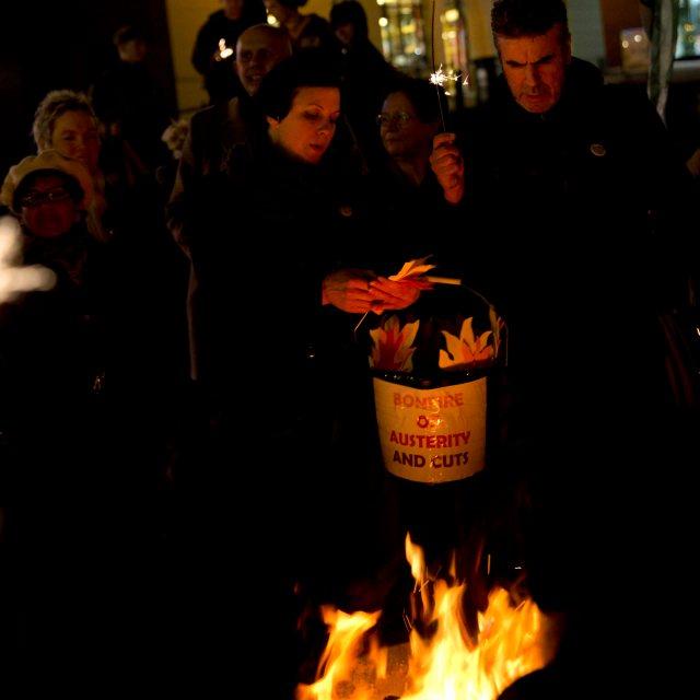 burn austerity