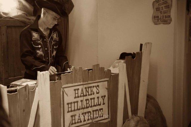 Hank's Hillbilly Hayride