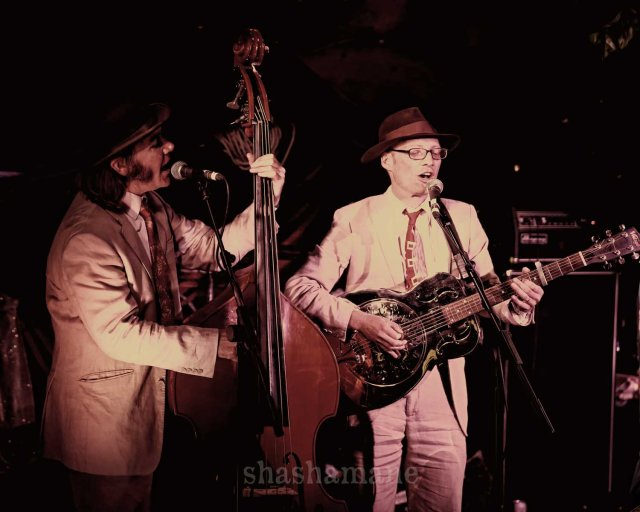 The Henry Brothers at The Pig's Big Ballroom