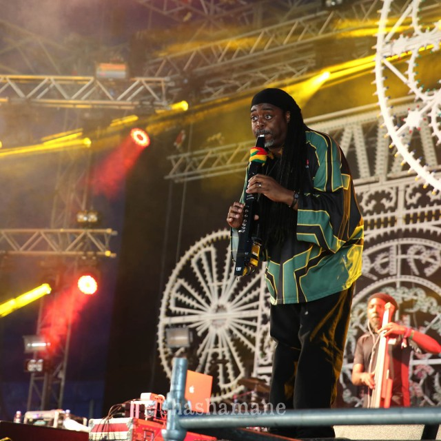 Bestival opener, Courtney Pine