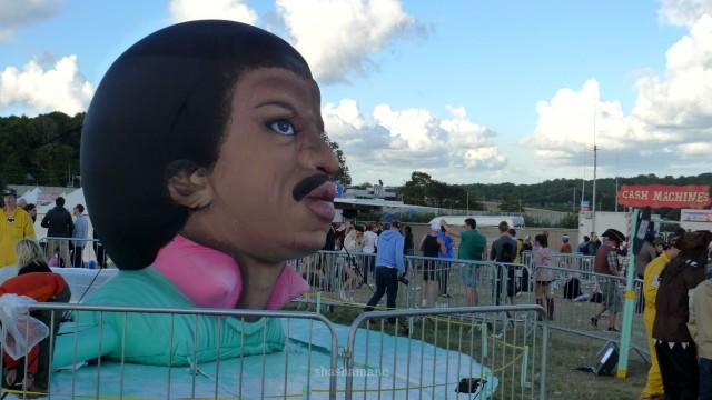Lionel Richie's Head