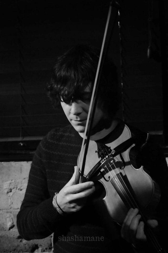 Alex of the Mari Joyce Quartet