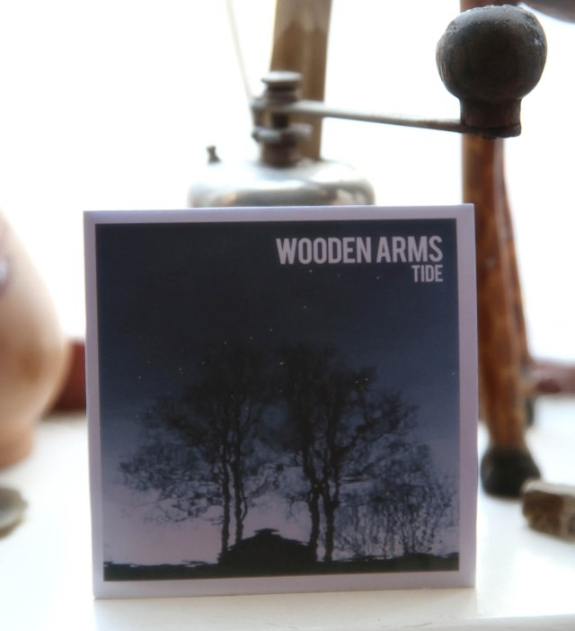 Wooden Arms single