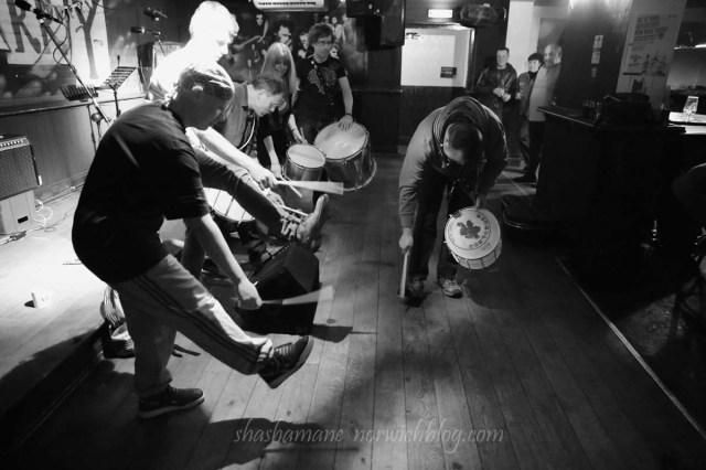 Norwich Samba Band