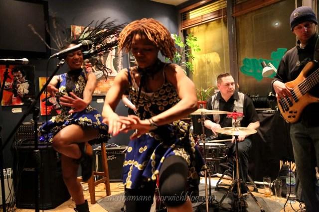 Anna Mudeka Band