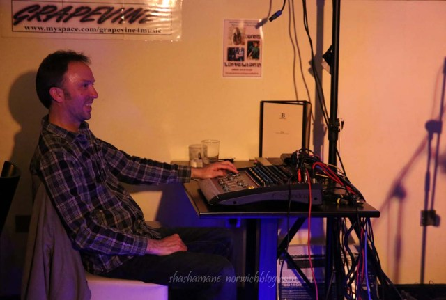 Soundman Stuart