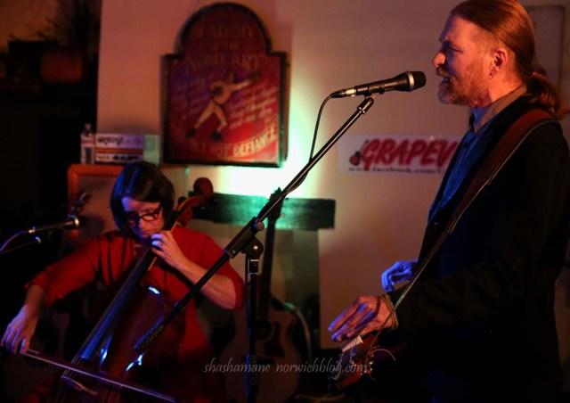 The Tin Heart Troubadours