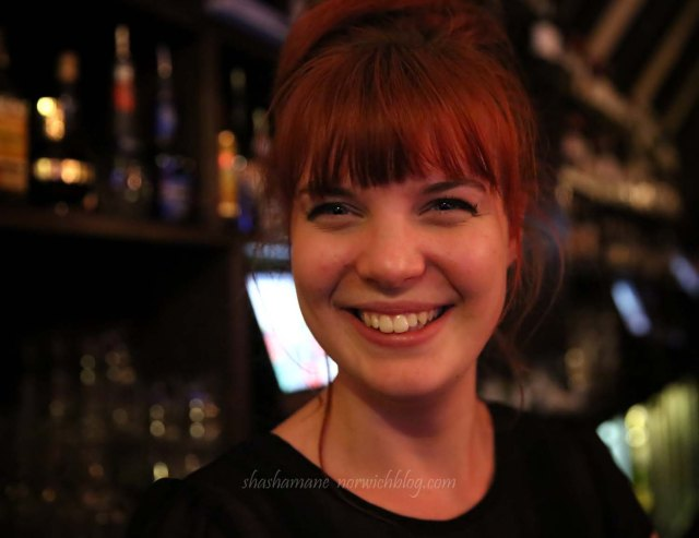 Bedfords Bar staff