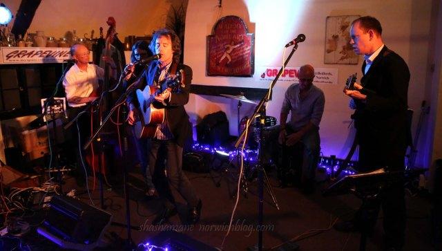 The John Ward Band