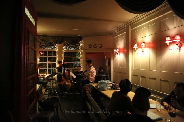 Jazz Jam at The Ten Bells