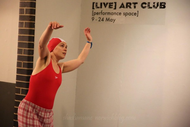 Live Arts at NAC for NNF14