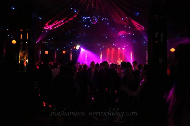 Moonshine at Spiegeltent Lates