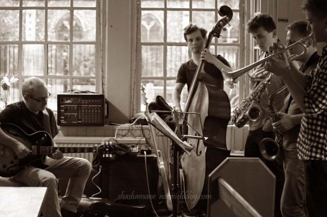 Jazz Jam at The Ten Bells