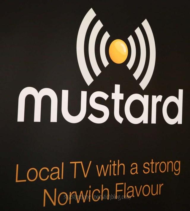 mustard tv
