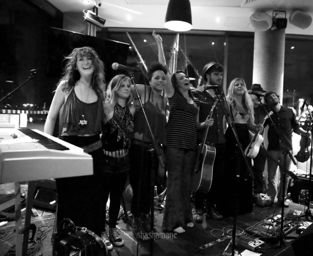 Rainbow Girls and Marty O'Reilly and the Old Soul Orchestra