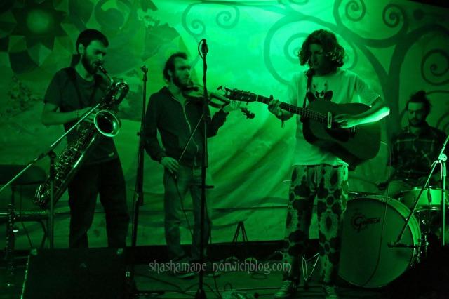 The Horo Quartet