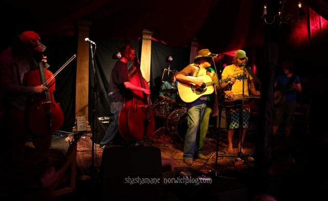 Feral Mouth at Harlequin