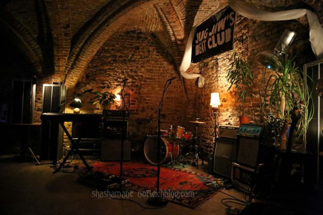 Jug Jaw's Beat Club at Bedfords Crypt