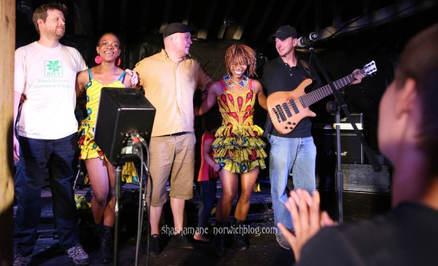 southburgh festival, anna mudeka band