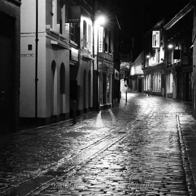 night time norwich
