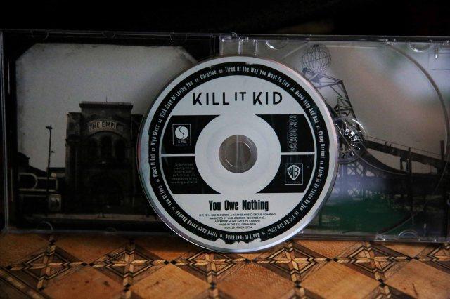 kill it kid cd