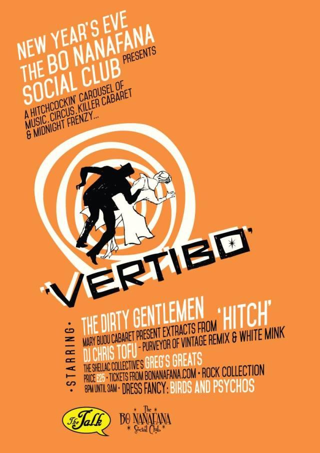 Event poster (courtesy of Bo Nanafana)