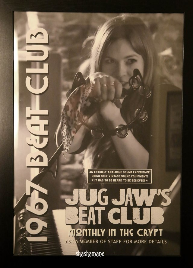 Bedfords Bar, Jug Jaw's poster (c) shashamane