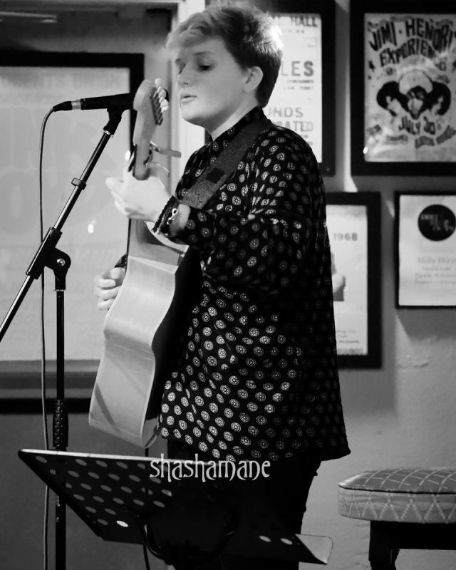 Phoebe Robinson (c) shashamane 2015