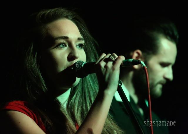 Hannah Rickard and the Relatives (c) shashamane 2015