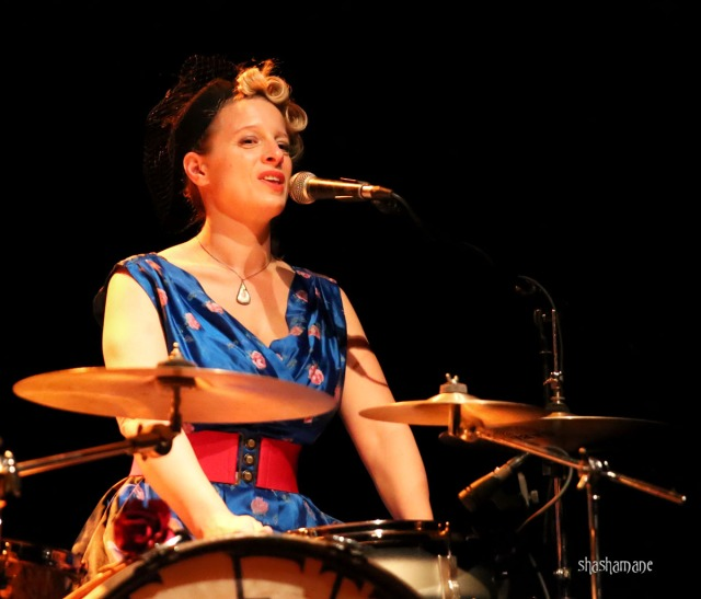 Cara Robinson (c) shashamane 2015