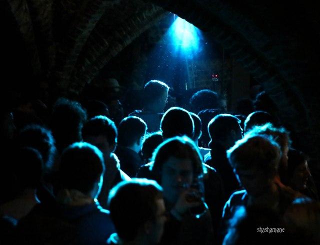 Wayward Natives at Bedfords Crypt (c) shashamane
