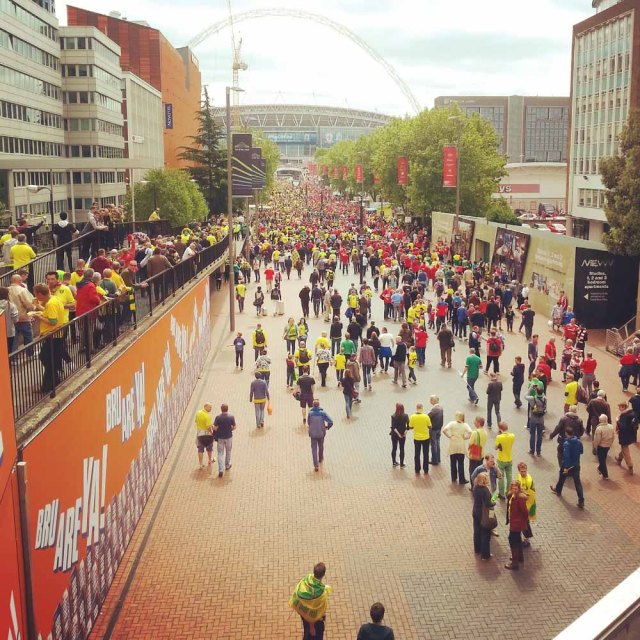 1 Wembley Way
