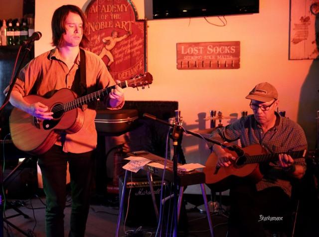 Ralegh Long with Jack Hayter  (c) shashamane 2015