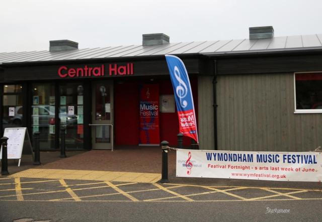 Wymondham Central Hall (c) shashamane 2015