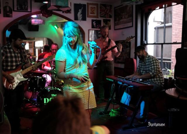 Dove and Boweevil Band (c) shashamane 2015