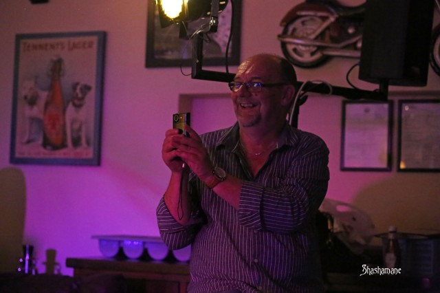 Grapevine's Steve Howlett (c) shashamane 2015
