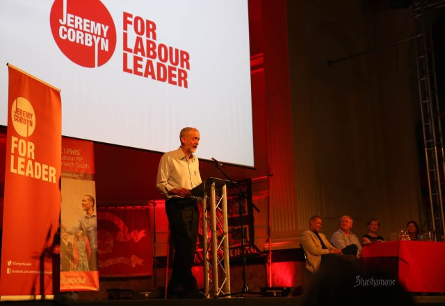 Jeremy Corbyn (c) shashamane 2015
