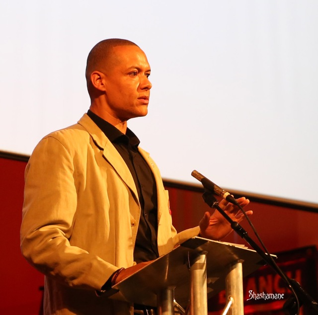 Clive Lewis. MP for Norwich South (c) shashamane 2015